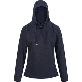 Regatta Carys Fleece Hoodie Women, navy